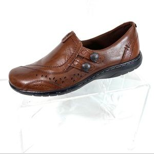 Cobb Hill By New Balance Loafers Brown Size 8M